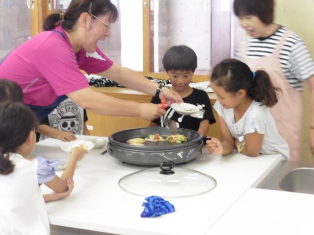 2年野菜パーティー_a0063269_10540468.jpg