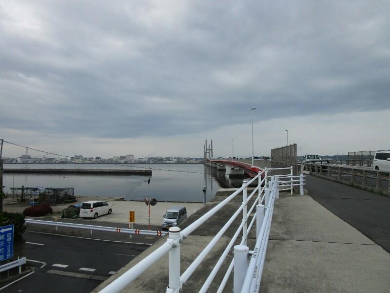 82日目【神栖−千葉市】やっと海が見えました!_e0201281_19592472.jpg