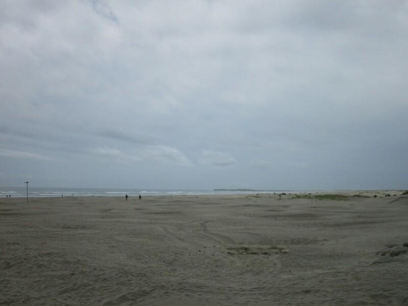82日目【神栖−千葉市】やっと海が見えました!_e0201281_20011027.jpg
