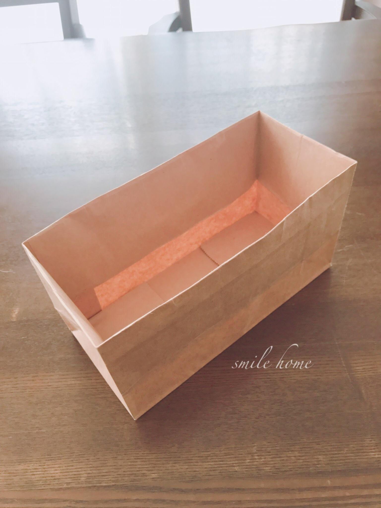 仮収納用の紙箱は爪でキッ!!_e0303386_14562383.jpg