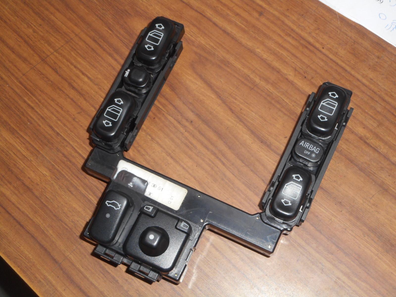 メルセデス・ベンツ W210 ドアミラー、パワーウインド動かない 修理_c0267693_17340032.jpg