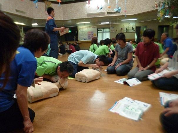 【内部研修】救命講習を行いました_b0369905_09383910.jpg