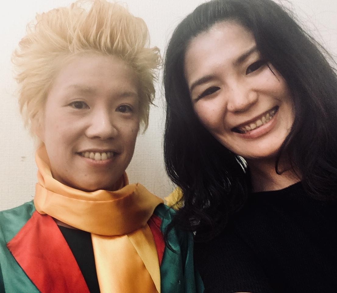 越谷サンシティホール「星の王子さま」2018.7.13_c0146817_13201993.jpeg