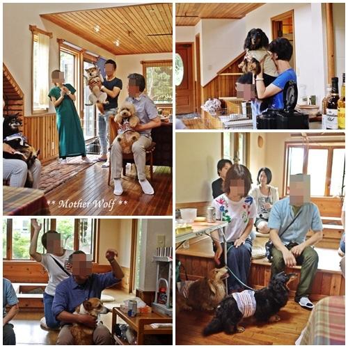 マザーウルフ ゲストハウス・パーティー@伊豆高原 レポート♪_e0191026_20151536.jpg