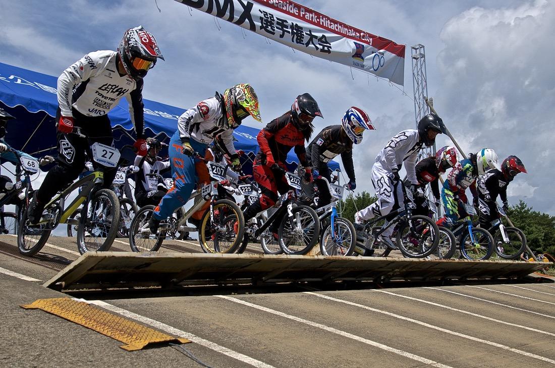 第35回全日本BMX選手権大会 ひたち海浜公園Vol10コース外の風景その2:7月8日の風景_b0065730_14493674.jpg