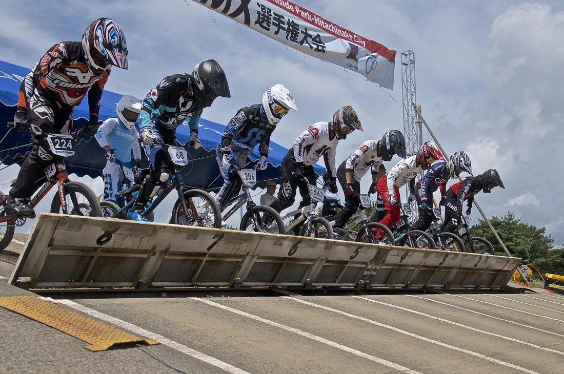 第35回全日本BMX選手権大会 ひたち海浜公園Vol10コース外の風景その2:7月8日の風景_b0065730_14494826.jpg