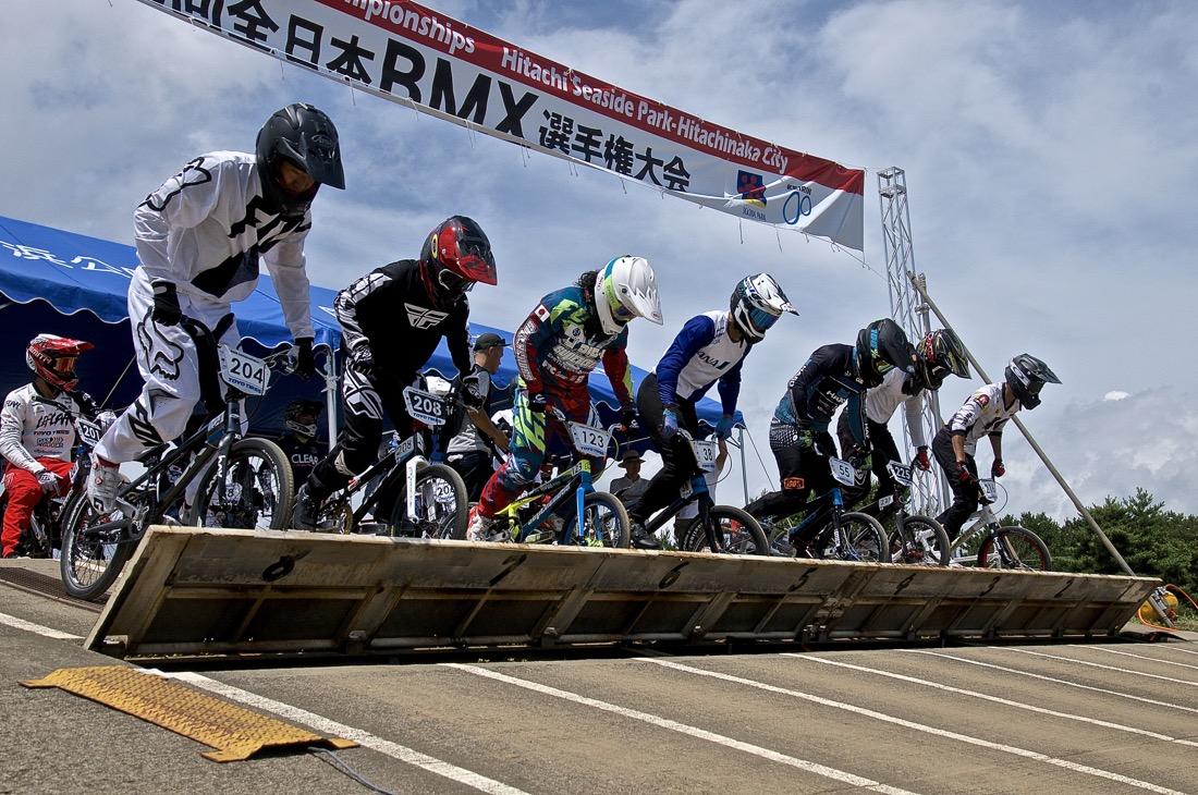 第35回全日本BMX選手権大会 ひたち海浜公園Vol10コース外の風景その2:7月8日の風景_b0065730_14495713.jpg