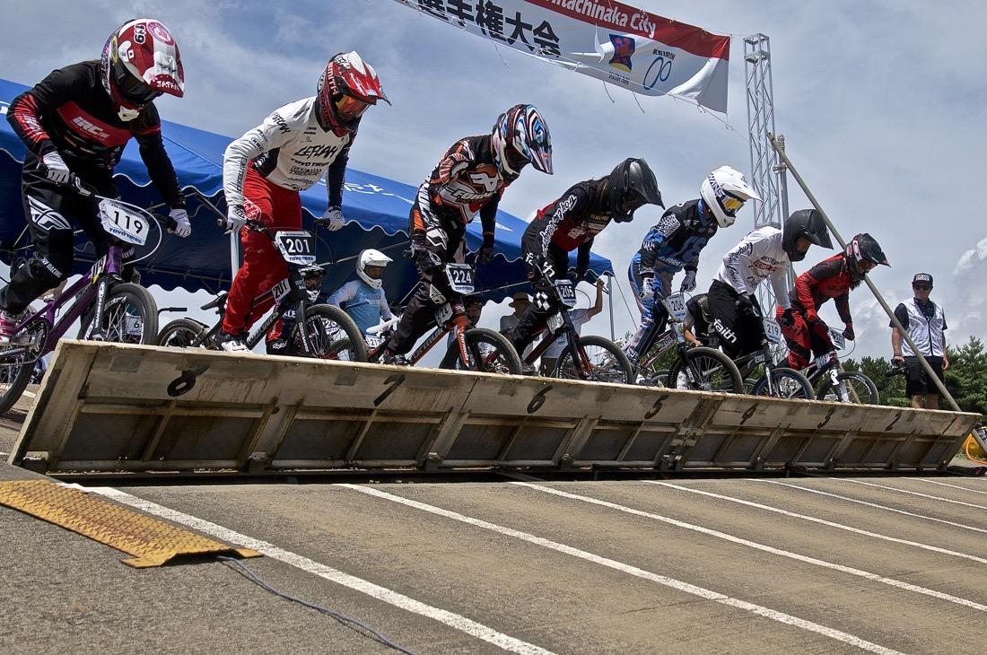 第35回全日本BMX選手権大会 ひたち海浜公園Vol10コース外の風景その2:7月8日の風景_b0065730_1450750.jpg