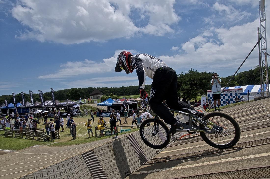 第35回全日本BMX選手権大会 ひたち海浜公園Vol10コース外の風景その2:7月8日の風景_b0065730_145151.jpg