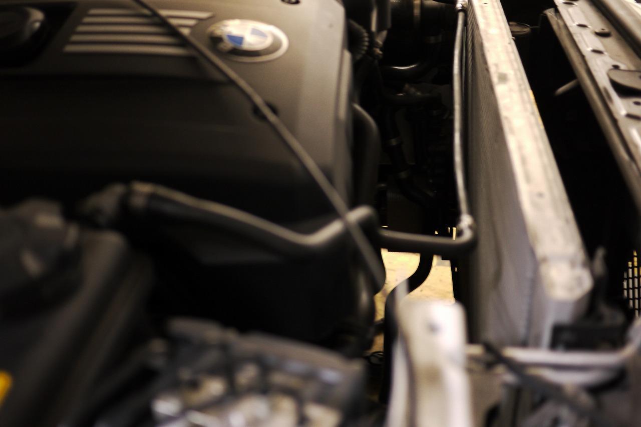 BMW E61 電動ファンうるさい まわりすぎ オーバーヒート警告等_d0171835_16131932.jpg