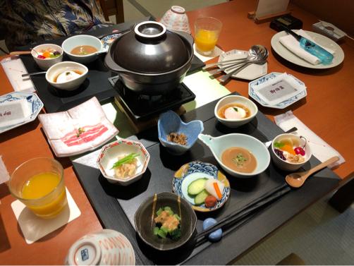 週末温泉プチ旅行☆ゆ宿 美や川の朝食♪_f0207146_20382125.jpg