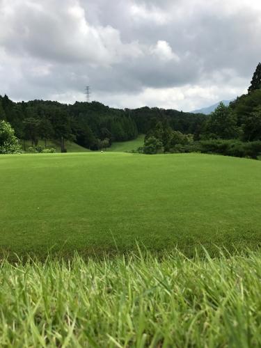 久しぶりのゴルフ!_d0220957_21105851.jpg