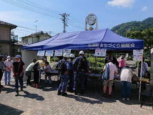 西日本豪雨安浦 ボランティア受付中_e0175370_09240925.jpg