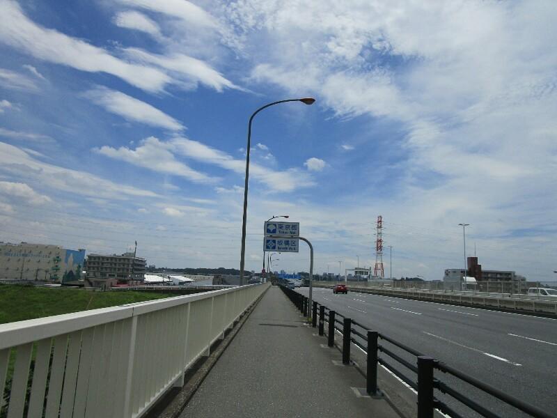 83 日目【千葉−東京①】都会のジャングルは大変です!_e0201281_23003811.jpg