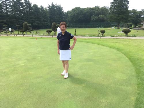 夏ゴルフのコーデ_f0378589_23134004.jpg