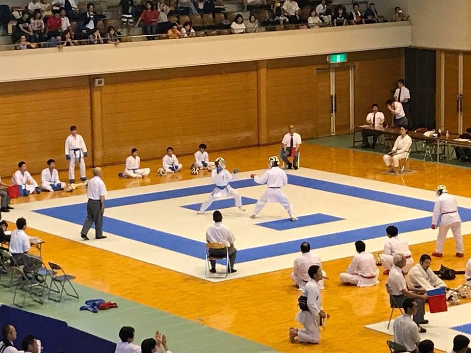 第15回都市間交流スポーツ京都大会空手道競技大会_e0238098_11465234.jpg