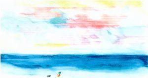 生誕100年 いわさきちひろ、絵描きです。@東京ステーションギャラリー_b0044404_08303001.jpg