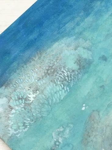 岩絵具。群青。_c0160745_22501675.jpeg