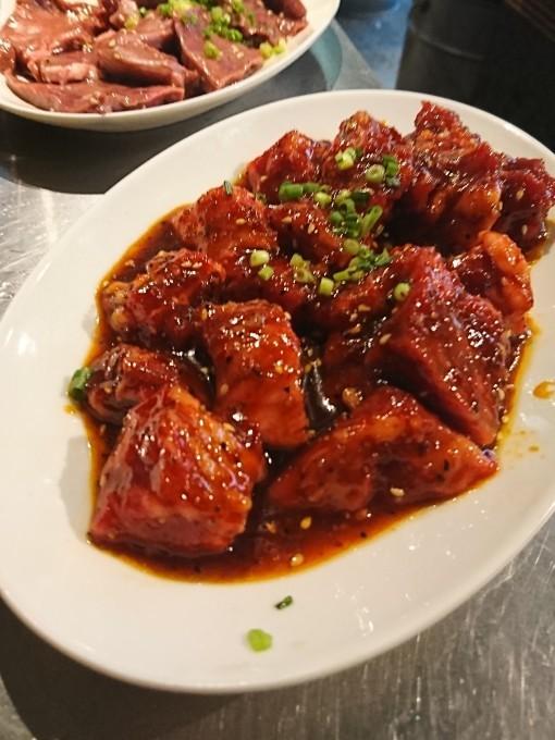 【お出かけしよう】暑気払いの焼き肉へGO!_e0274872_20430020.jpg