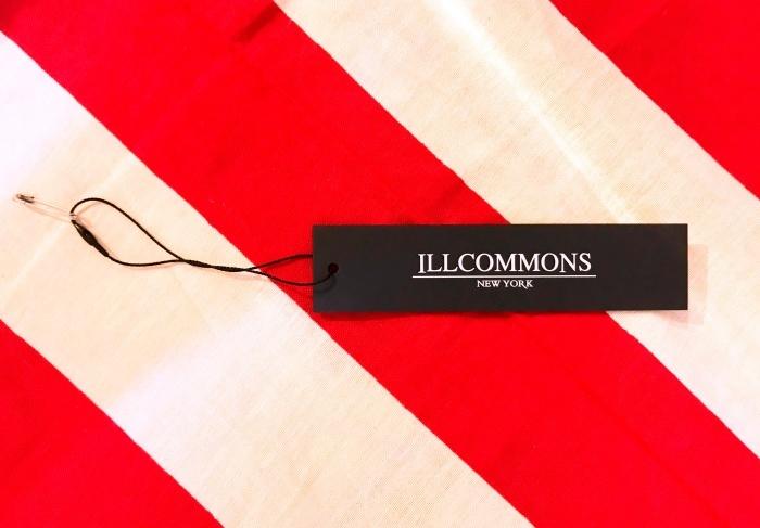 ~ILLCOMMONS 生誕1周年記念日~_a0141274_14412689.jpg