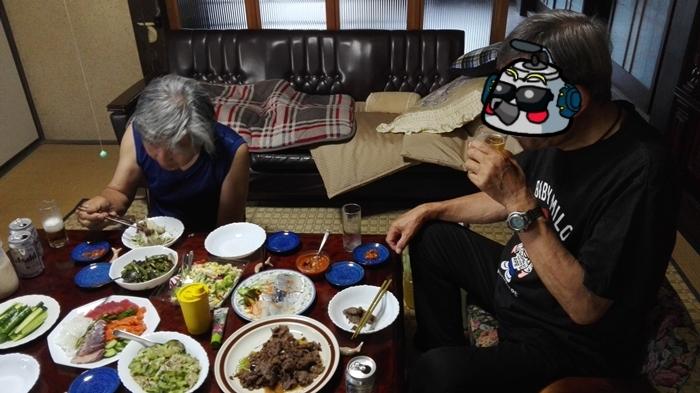 お中元と夕食!!_a0199979_21320149.jpg