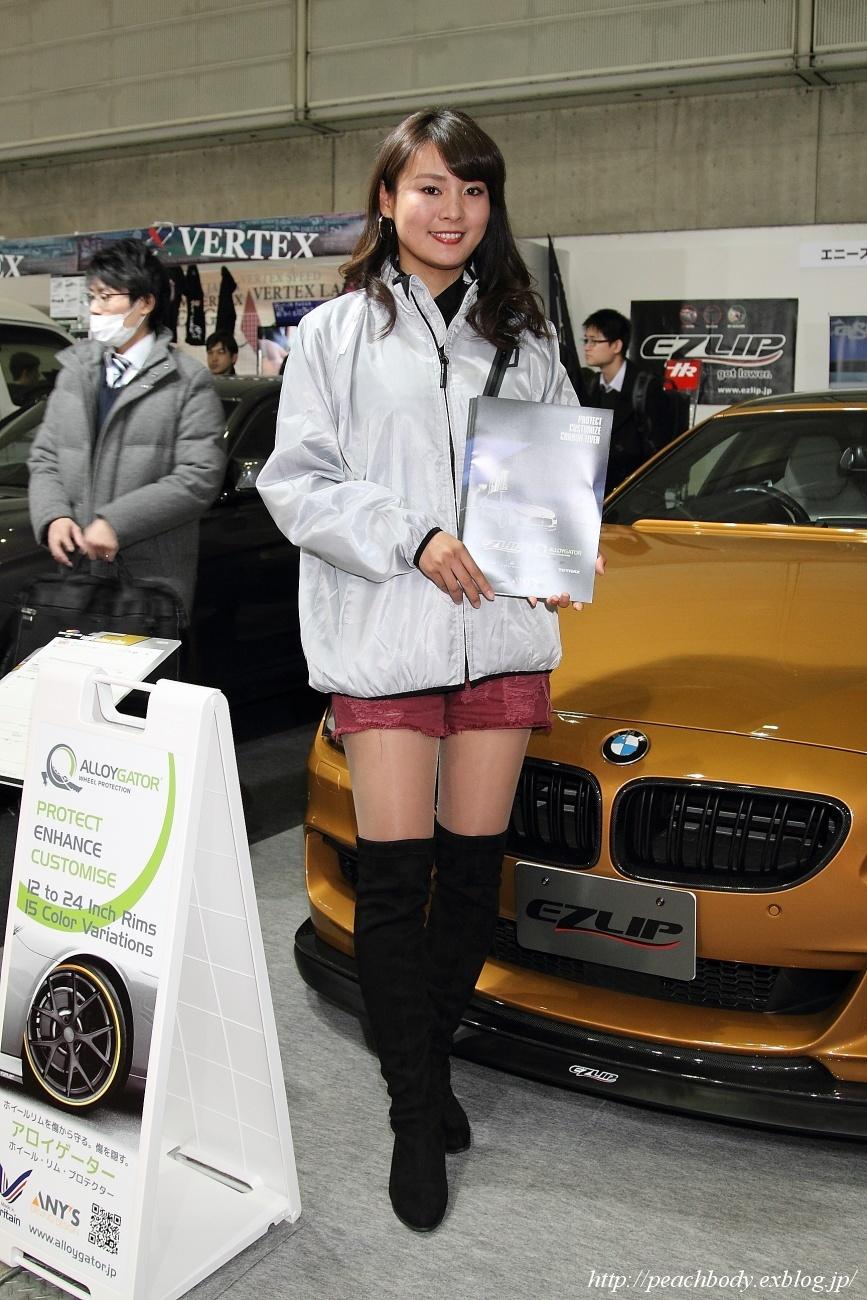 椎名彩夏 さん(エニーズインターナショナル ブース)_c0215885_10035219.jpg