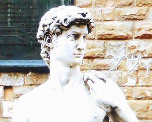 """ミケランジェロ """"人間""""のすべてを彫る @日曜美術館_b0044404_21132822.jpg"""