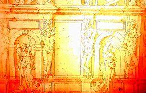 """ミケランジェロ """"人間""""のすべてを彫る @日曜美術館_b0044404_21155331.jpg"""