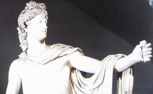 """ミケランジェロ """"人間""""のすべてを彫る @日曜美術館_b0044404_21370132.jpg"""