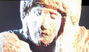 """ミケランジェロ """"人間""""のすべてを彫る @日曜美術館_b0044404_21561771.jpg"""