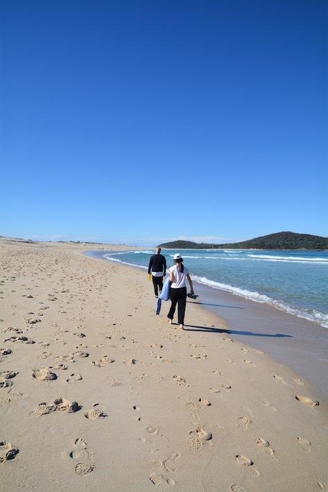 Fingal Bay Beach_f0155522_08370834.jpg