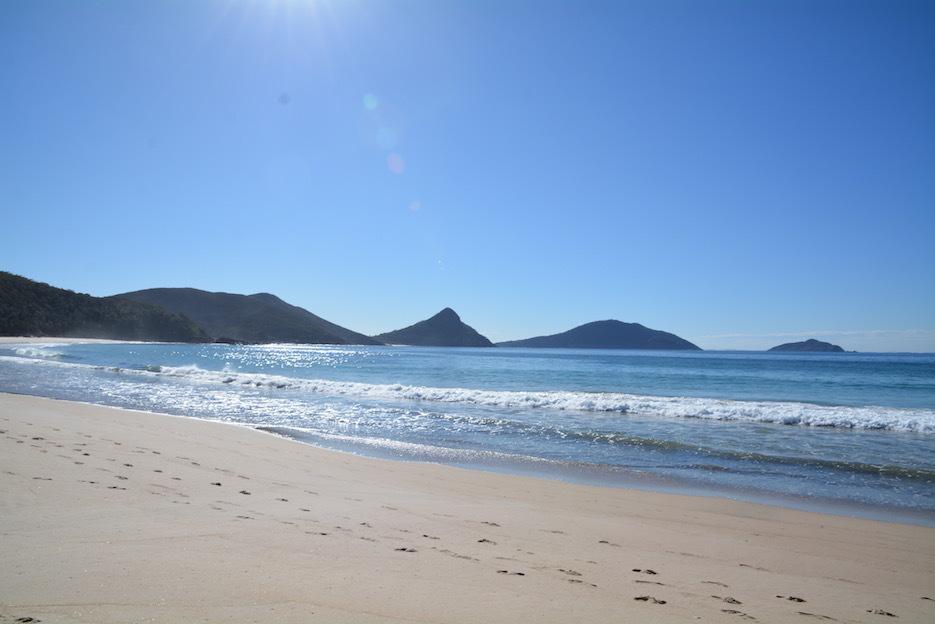 Fingal Bay Beach_f0155522_08490943.jpg
