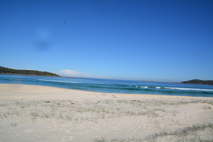 Fingal Bay Beach_f0155522_08525144.jpg