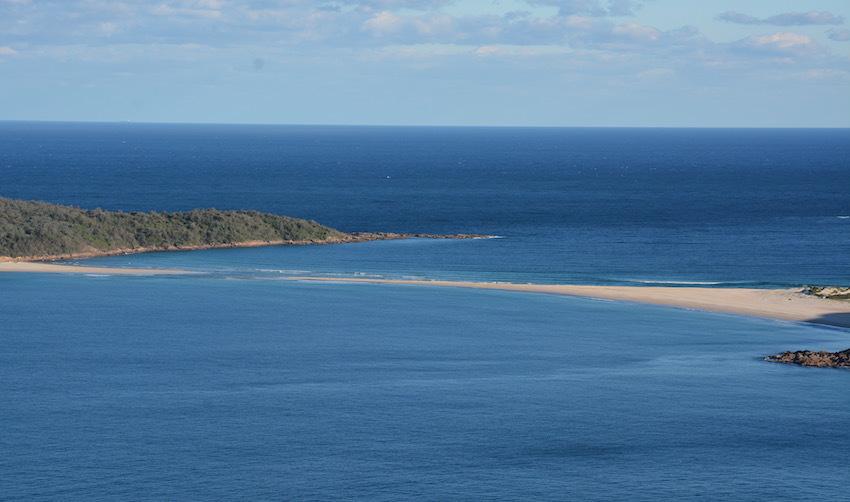 Fingal Bay Beach_f0155522_08544939.jpg