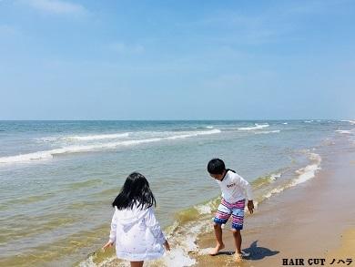 海水浴_e0145332_12213329.jpg