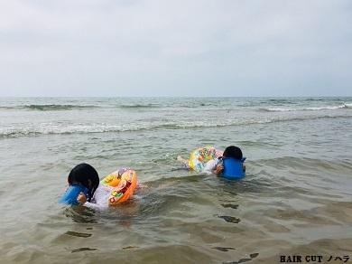 海水浴_e0145332_12214558.jpg