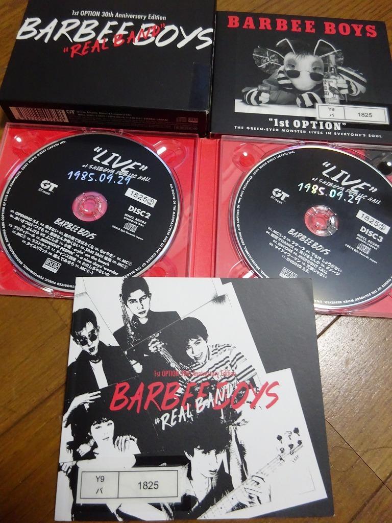 志木の図書館に探していたバービーボーイズのCDが!!_d0061678_19143871.jpg