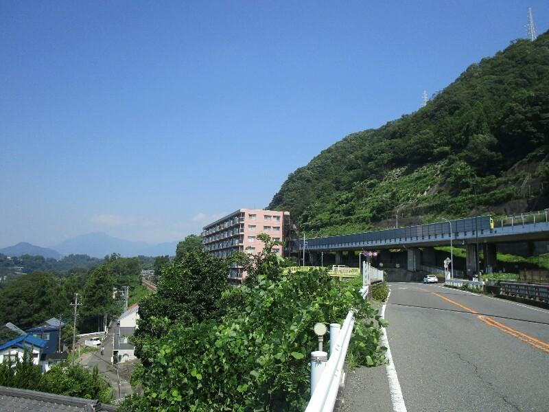 85日目【多摩−甲府】甲州街道は暑かった_e0201281_22030734.jpg