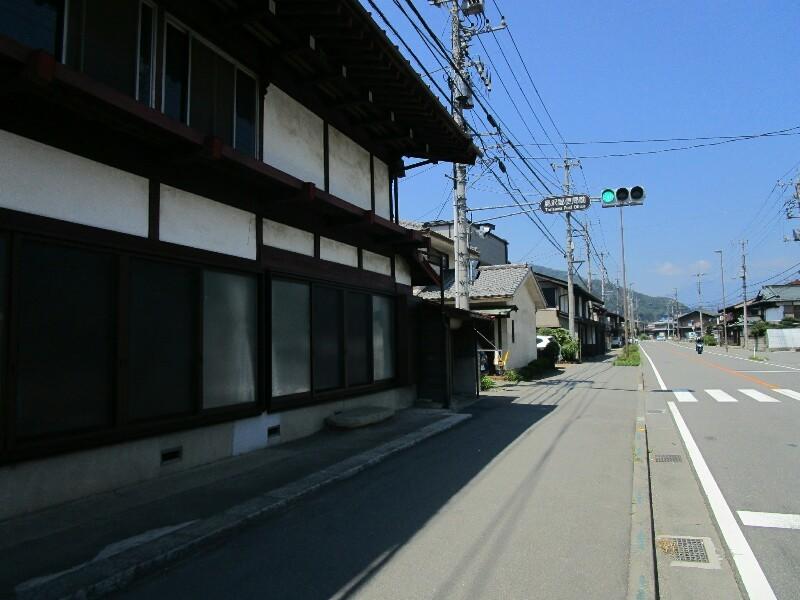 85日目【多摩−甲府】甲州街道は暑かった_e0201281_22043445.jpg