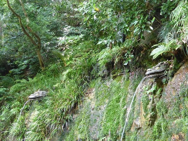 都心とは思えないような緑と横穴古墳や滝、お不動様、甘味茶屋を楽しめる渓谷があるよ♪ 等々力渓谷はアクセスもいい!_b0287088_09201060.jpg