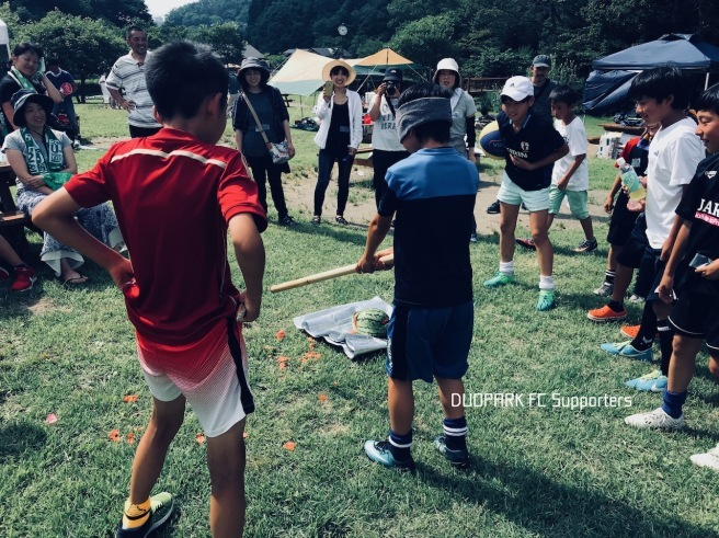 【U12&11】Communication Meeting July 15, 2018_c0365198_21032381.jpg