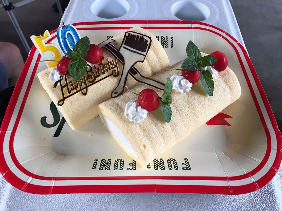 ◆Surprise birthday ◆_c0078202_15275803.jpg