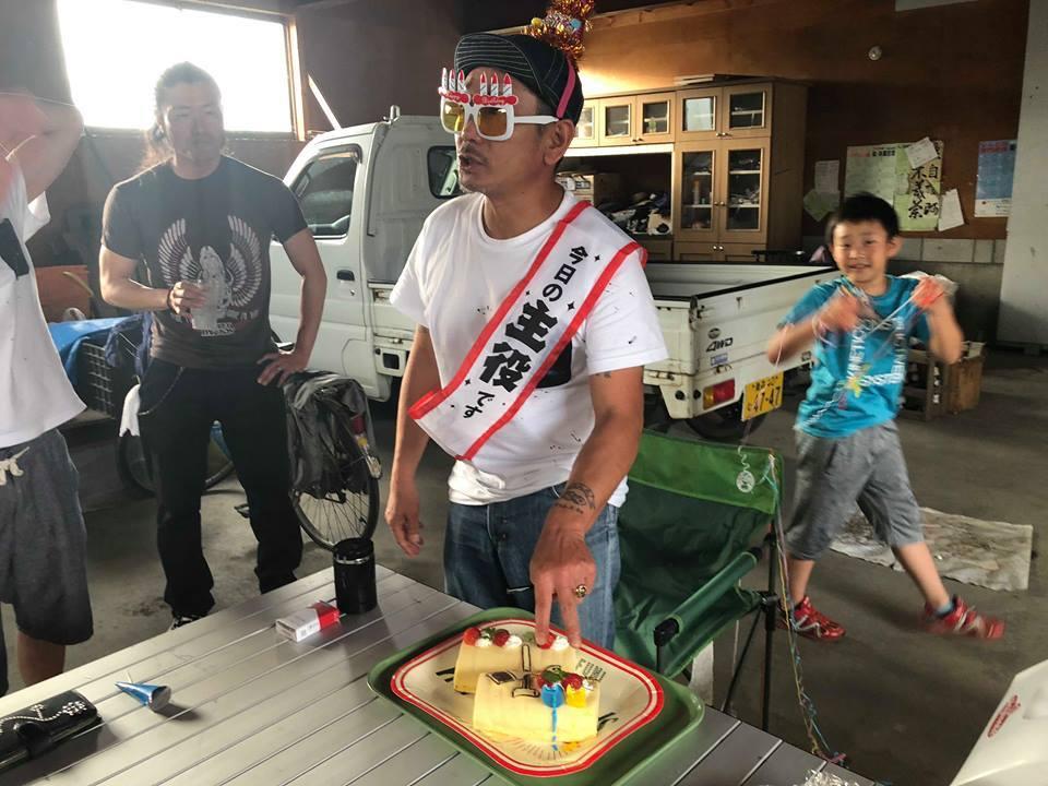 ◆Surprise birthday ◆_c0078202_15280917.jpg
