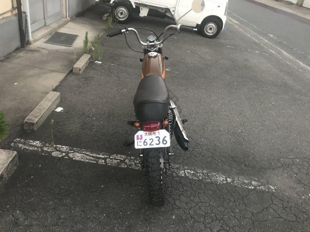 ベンリー50 カスタム Yちゃん号完成!_a0164918_20111539.jpg