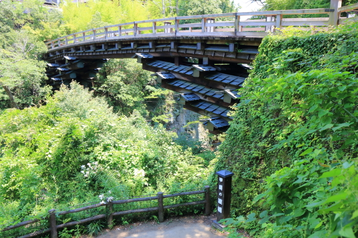 【甲斐の猿橋】 長野合宿 - 1-_f0348831_17480171.jpg