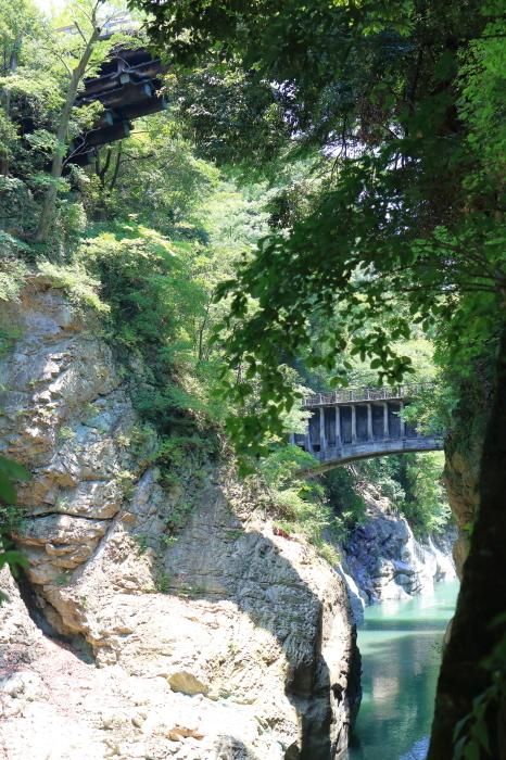 【甲斐の猿橋】 長野合宿 - 1-_f0348831_17481540.jpg