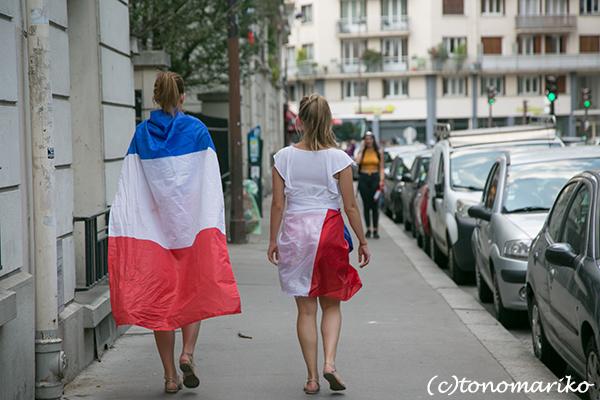 フランス、優勝しちゃいましたね♪_c0024345_18044955.jpg