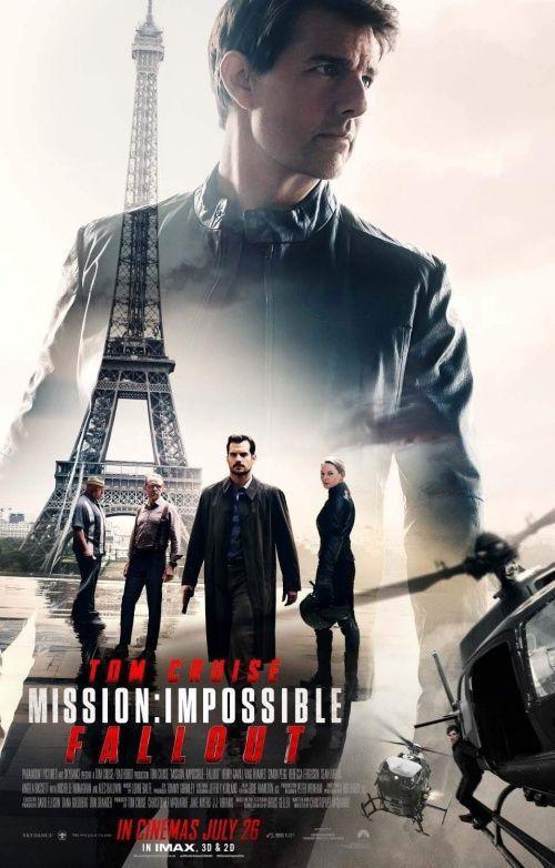 mission: impossible Fallout ミッション: インポッシブル フォールアウト_e0253364_10084569.jpg