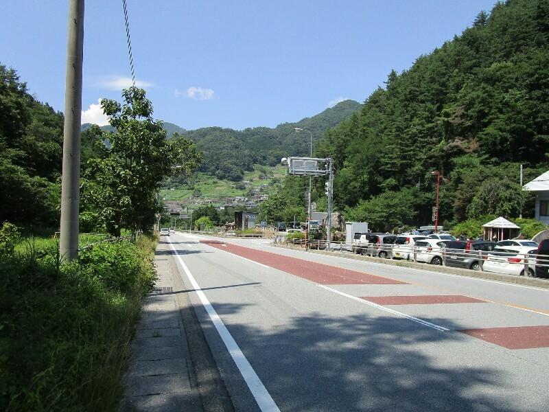 85日目【多摩−甲府】甲州街道は暑かった_e0201281_17372263.jpg