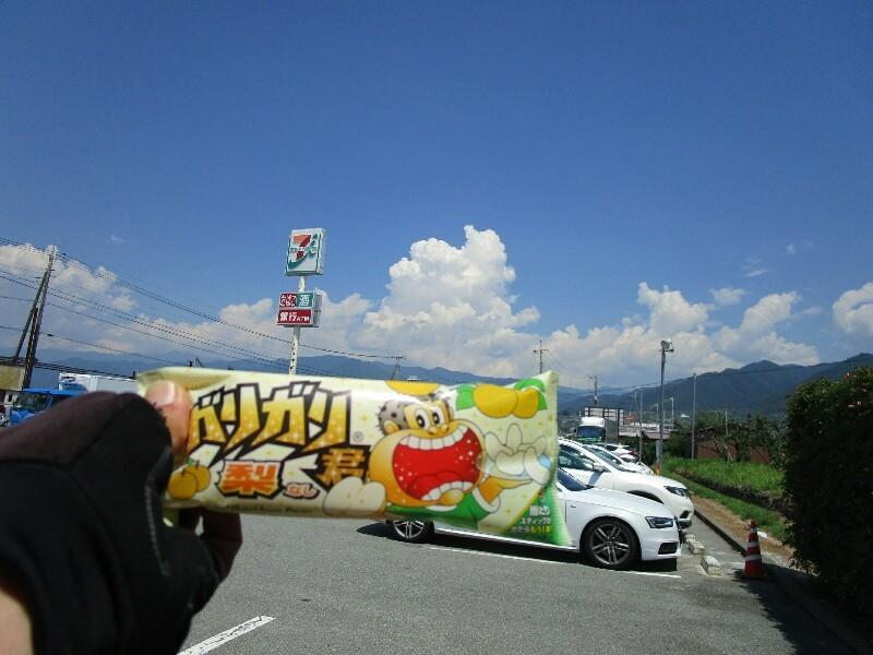 85日目【多摩−甲府】甲州街道は暑かった_e0201281_17375045.jpg